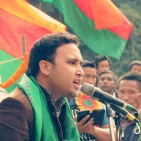 YOUNG LEADER: An Interview with Bikash Basnet, General Secretary, SKM)