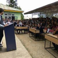 INTER SCHOOL QUIZ AT MAMRING, EAST SIKKIM