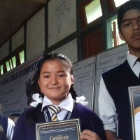 INTER SCHOOL SCHOLASTIC COMPETITION AT TAREYTHANG, EAST SIKKIM