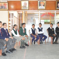 FREEDOM FROM OPEN DEFECATION WEEK CELEBRATED AT PAKYONG.
