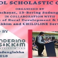 INTER SCHOOL SCHOLASTIC COMPETITION AT SUDUNGLAKHA