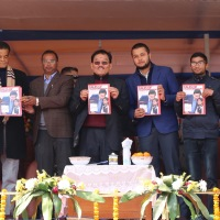 """Tales of Transformation"" launched by the Chief Minister."