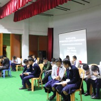 Inter School Quiz & Elocution Competition held at Pakyong