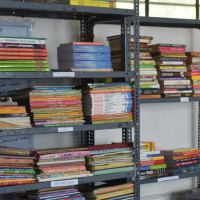 AMBA SCHOOL LIBRARY UPGRADED BY WSOS