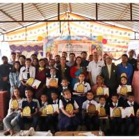 NEEV held at Tareythang School